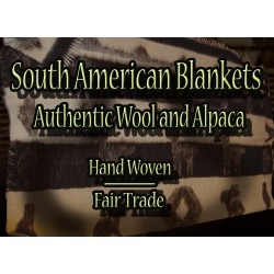 South Amercan Blankets